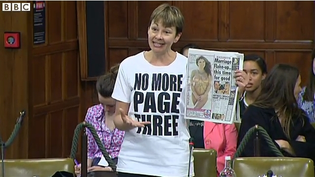 Houses of Parliament - No More Page 3